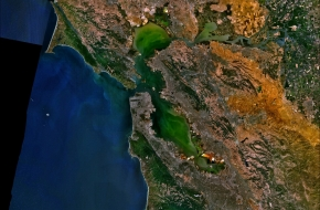 San_Francisco_Bay_NASA_World_Wind_Globe